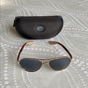 Costa Loretto Polarized Aviator Sunglasses